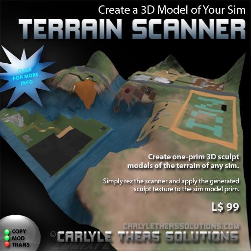 TerrainScanner